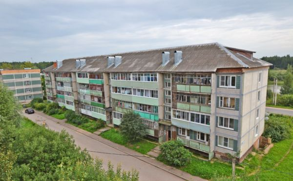 2-комнатная квартира в Волоколамске (ж/д станция в доступности)
